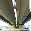 プロジェクトリポート1 高架橋の設計イメージ